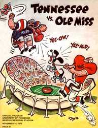 Old College Football Program Posters Page 5